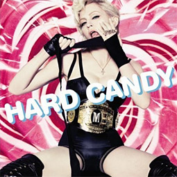 Madonna 'Hard Candy' cover