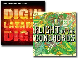 Nick Cave and the Bad Seeds and Flight of the Conchords
