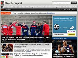 Sports-news website BleacherReport.com boasts more than 3,600  unpaid authors.