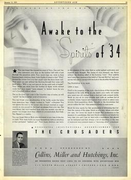 Ad Age 1934