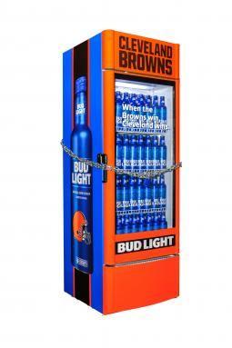 Marketer's Brief: Bud Light's Cleveland Browns 'victory fridge' is a