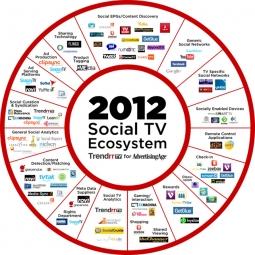 Social TV ecosystem