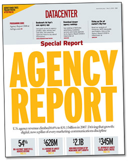 Agency Report 2008