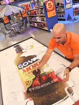 Goya is a sponsor of 'Arrasa con Todo con Kmart.'