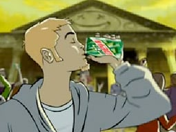 Animatic Media, whose 12seconds.tv entry was among the winners, will handle the new Mtn Dew flavor Distortion.