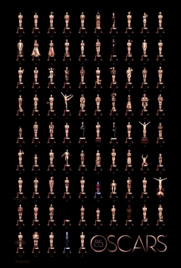 2013 Oscars show poster