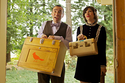 'Portlandia,' a satire featuring 'Saturday Night Live' star Fred Armisen (left), arrives to IFC in January.'