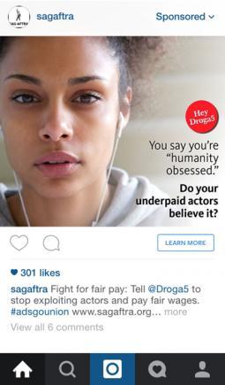 As Contract Negotiations Near, SAG-AFTRA Tensions Build | AdAge