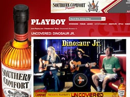 SoCo is a presenting sponsor of Playboy's 'Uncovered.'