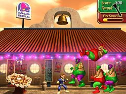 Taco Fu game