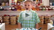 Carmax 'Kid in a Candy Store' Super Bowl spot