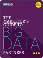 Marketer's Guide to Big Data Partners