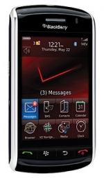 Verizon offers a wide choice of handsets, including a BlackBerry lineup.