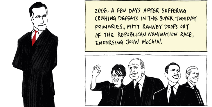The Guardian Election Day graphic novel