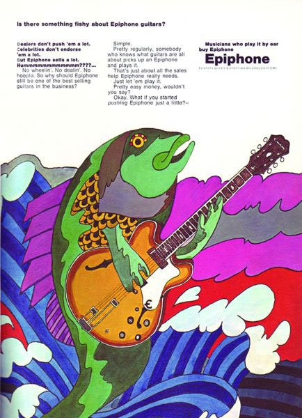 Classic Ad Review: For all Gibson's mistakes, you can't