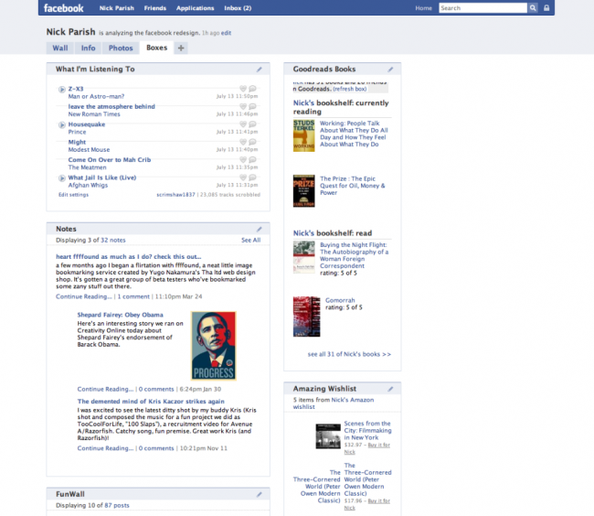 Refacing Facebook | Frontlines - AdAge