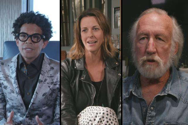 WATCH: AGENCY LEADERS ON REINVENTION