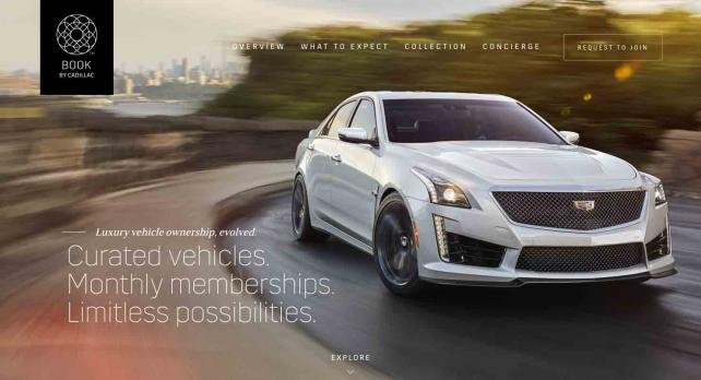 Subscription-Based Car Buying Picks Up Steam   AdAge
