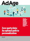 Zero-party data: An optimal path to personalization