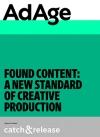 Found content: A new standard of creative production