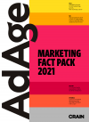 Ad Age Marketing Fact Pack 2021