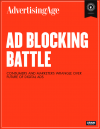 Ad Blocking Battle