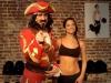 Captain Morgan: Workout