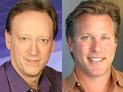 Jonathan Miller and Ross Levinsohn
