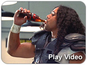 Coke Zero: Mean Troy