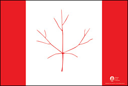 Sierra Club: Canadian Flag