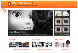 Penguin: We Tell Stories
