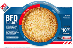 Domino's BFD Builder