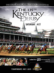 Kentucky Derby ad