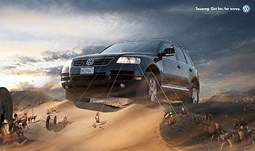 Volkswagen: Get Far, Far Away