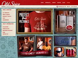 Old Spice store