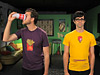 McDonald's and Coca-Cola: T-Shirt War