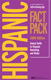 2008 Hispanic Fact Pack