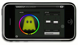 Ghostly: Discovery App
