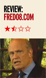 Fred Thompson campaign video