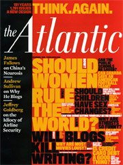 The Atlantic November 2008