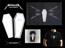 New Metallica merch