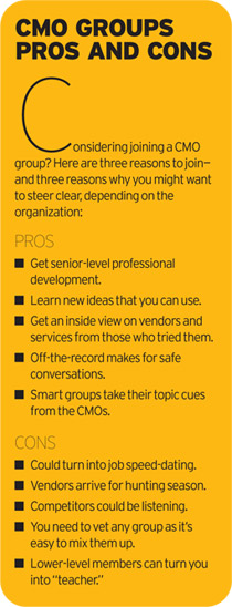 CMO Group pros and cons