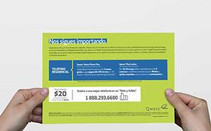 Qwest Communications - Envelopes