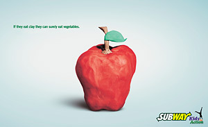 Subway - Manzana