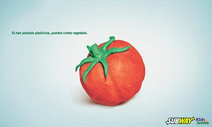 Subway - Tomate