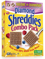 Shreddies: Diamond Shreddies Combo Pack