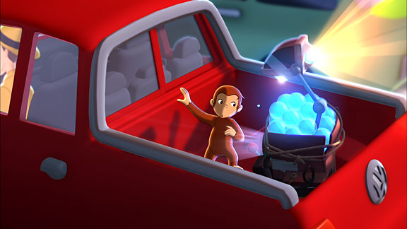 PRODUCTS PLACED IN ANIMATED 'CURIOUS GEORGE' MOVIE | News - Ad Age
