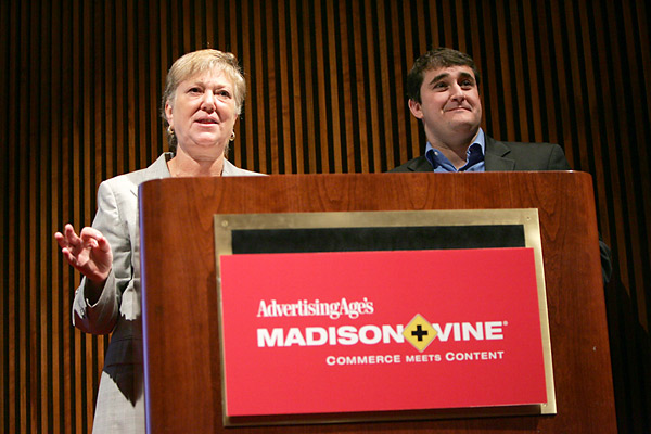 Photos From the Madison & Vine East Conference in New York | AdAge