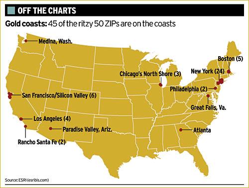EXPLORING AMERICA'S RICHEST ZIP CODES | AdAge
